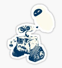Wall e Sticker