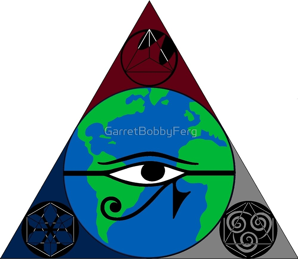 Collective Consciousness(more simple) by GarretBobbyFerg