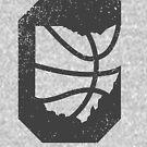 Cleveland Ohio Basketball by Patrick Brickman