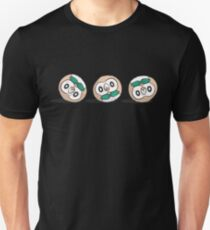 Rowlet Roll Unisex T-Shirt