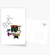 Dexter Postcards