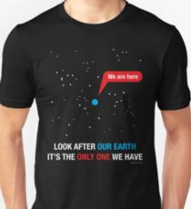 Look After Our Earth Unisex T-Shirt