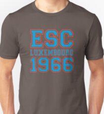 ESC Luxembourg 1966 [Eurovision] Unisex T-Shirt