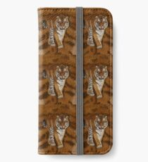 Tiger - After the Storm iPhone Wallet/Case/Skin