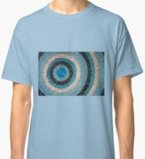 colored background Classic T-Shirt