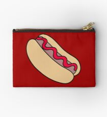 Hotdog with Ketchup Studio Pouch