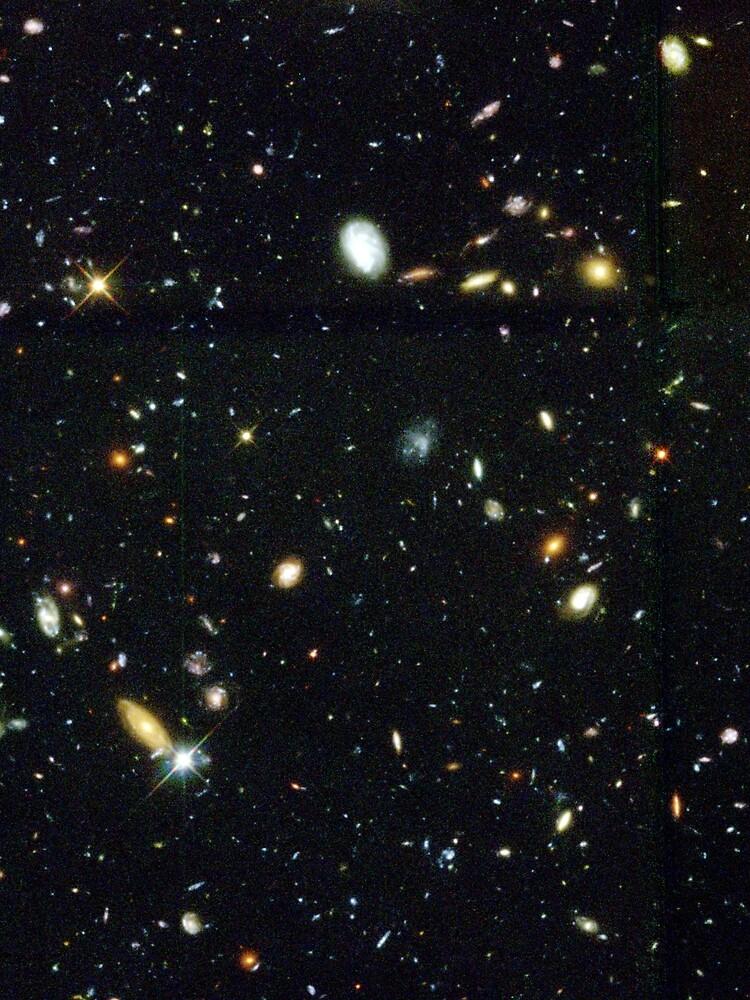 Das Hubble-Tiefenfeld von scohoe
