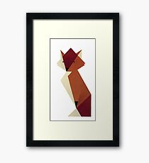 fox #02 Framed Print
