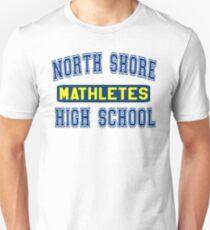North Shore High School Mathletes - Mean Girls T-Shirt