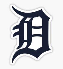 Detroit Tigers Sticker