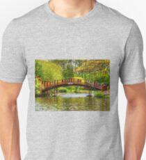 Peasholm Park Bridge T-Shirt