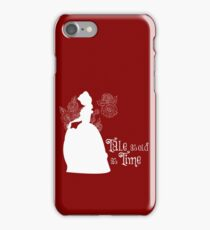 Tale as old as Time... iPhone Case/Skin
