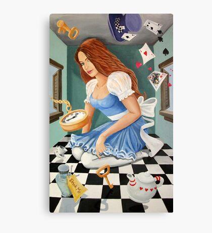 Wonderland Canvas Print