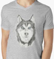 Tundra Mens V-Neck T-Shirt