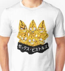 Guido Mista's Sex Pistols Unisex T-Shirt