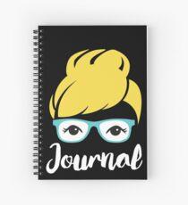 Genius Journal Spiral Notebook