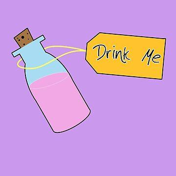 Drink Me by KaySaotome