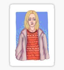 Annie Leonhardt Sticker