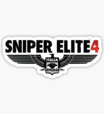 Sniper Elite 4 Sticker