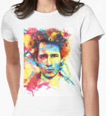Jeff Buckley Tailliertes T-Shirt