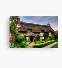 Beck Isle Cottage Canvas Print