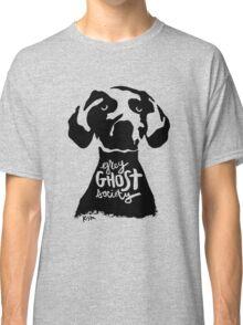 Grey Ghost Society : Original Classic T-Shirt