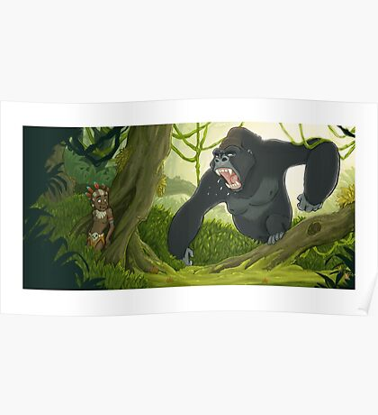 Mad Jungle Poster