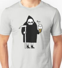 Spooky Ice Cream Cone T-Shirt