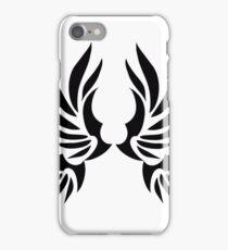 TRIBAL WINGS ANGEL iPhone Case/Skin