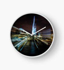 Warp City 2 Clock