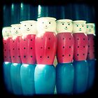 Toy Soldiers by gailgriggs