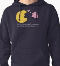 Sudadera con capucha Enzyme and Substrate Love Story