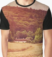 The cottage at the edge of the wood Graphic T-Shirt