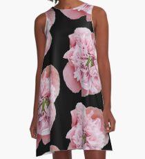 Peonie Pink  A-Line Dress