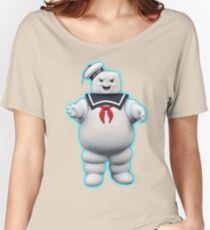 Stay Puft Marshmallow Man Women's Relaxed Fit T-Shirt