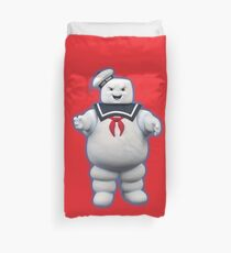 Stay Puft Marshmallow Man Duvet Cover