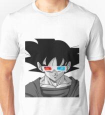3D Goku Unisex T-Shirt