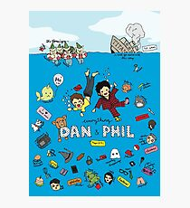Alpacalyptica: Everything Dan & Phil Photographic Print