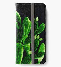 bright cactus iPhone Wallet/Case/Skin