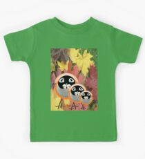 Mr Bird, Mrs Bird & Baby Bird T-Shirt Kids Clothes