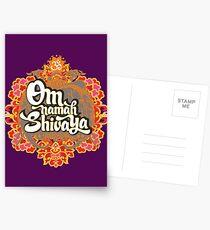 Om namah Shivaya  Postcards