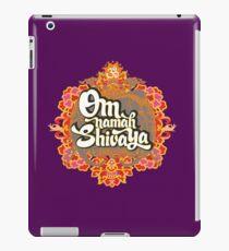 Om namah Shivaya  iPad Case/Skin