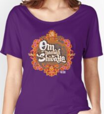 Om namah Shivaya  Women's Relaxed Fit T-Shirt