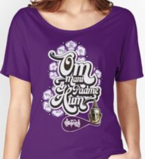 Om Mani Padme Hum Women's Relaxed Fit T-Shirt