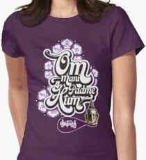 Om Mani Padme Hum Women's Fitted T-Shirt