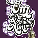 Om Mani Padme Hum by annaOMline