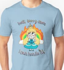 Don't worry mom, I can handle it! T-Shirt