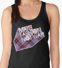 MAKE FASHION NOT WAR Women's Tank Top