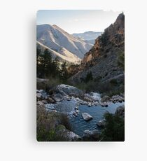 Gold Bug Hot Springs Canvas Print