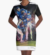 CUBS GEWINNEN !!! 2016 WORLD SERIES CHAMPIONS T-Shirt Kleid
